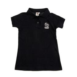Fabbri-Blue Polo Shirts for Woman