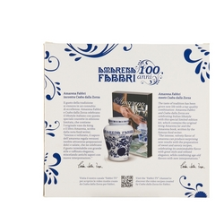 Couvette Amarena 600g + Libro