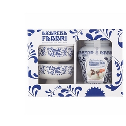 Fabbri - Couvette Amarena 600g + 2 coppette