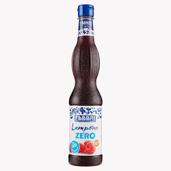 Fabbri - Raspberry Syrup ZERO 560ml
