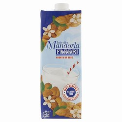 Latte Di Mandorla 1l