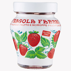 FABBRI - Strawberry 230g