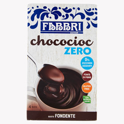 FABBRI - Chococioc Zero Dark chocolate