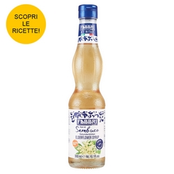 Fabbri - Elderflower Syrup 300ml