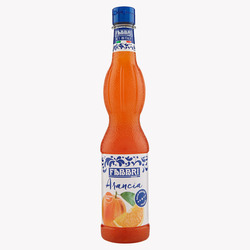 Fabbri - Orange Syrup 560ml