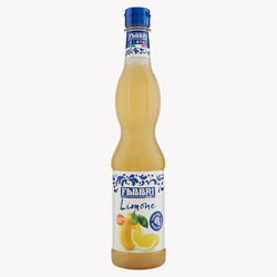 FABBRI - Lemon syrup 560ml