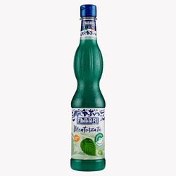 Mint Orgeat Syrup 560ml