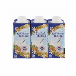 Fabbri - Almond Milk 3x200ml