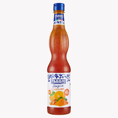 Orange Turmeric syrup 560 ml