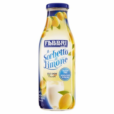 Sorbetto al Limone 500g